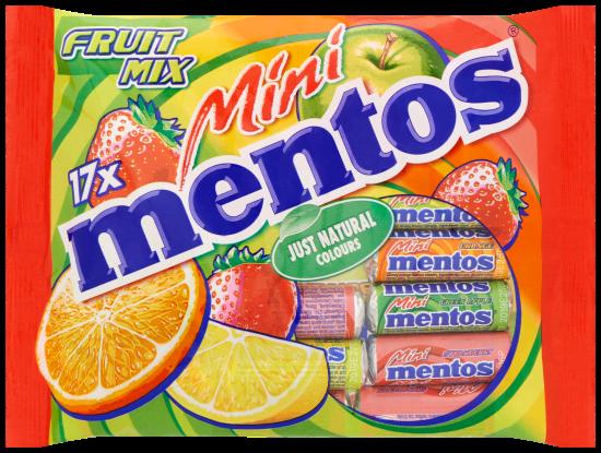 Mentos Mini Fruit