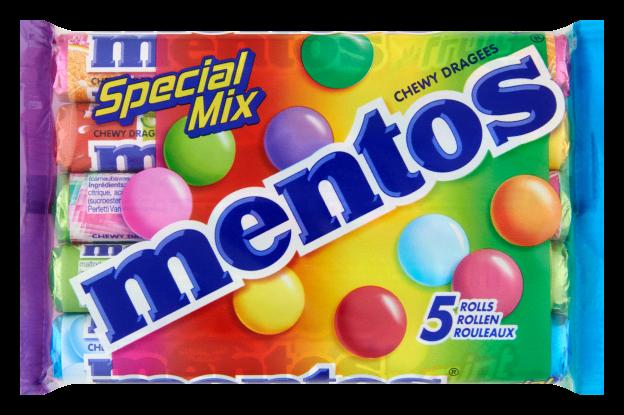 Mentos Special Mix