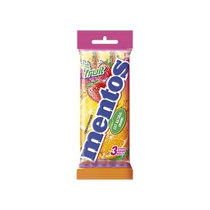 MULTIPACK MENTOS FRUIT