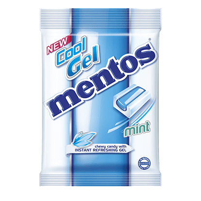 Mentos Cool Gel Mint
