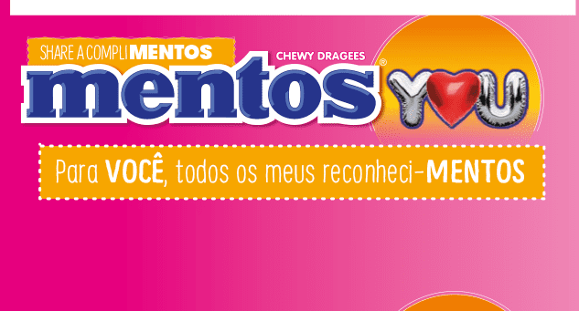 Mentos page