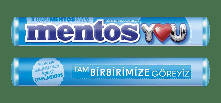 Mentos Naneli Şeker