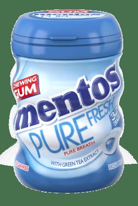 Mentos Gum Pure Fresh Freshmint 32p