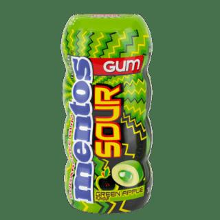 Mentos Sour Green Apple Sugarfree Bottle