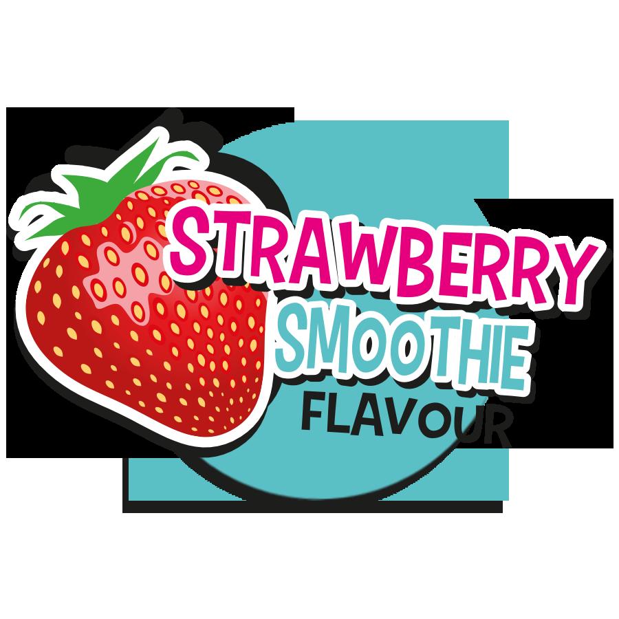 Mentos Smoothie Strawberry