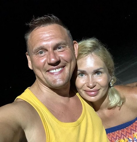 Беременная невеста Степана Меньщикова стала бабушкой