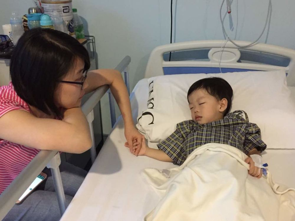 Give Asia Donation To Baby Jayden