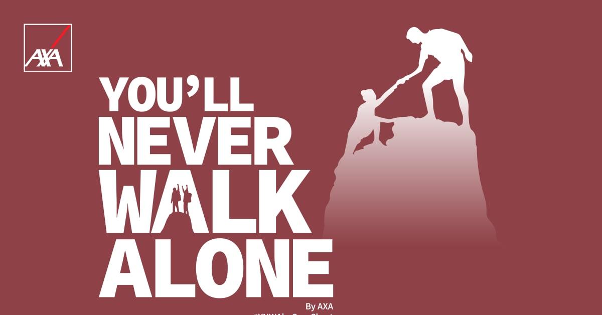 You Never Walk Alone Radio
