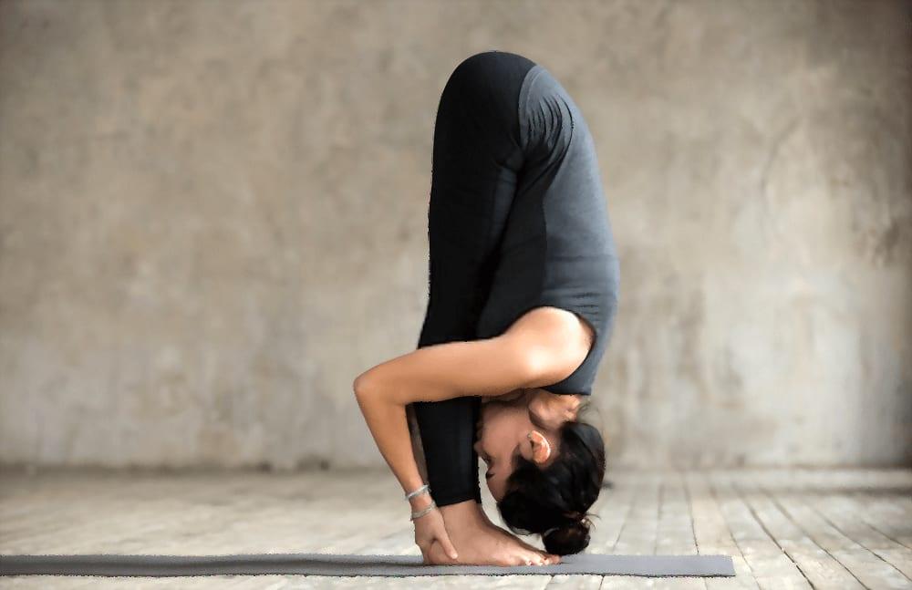 Uttanasana Yoga Pose