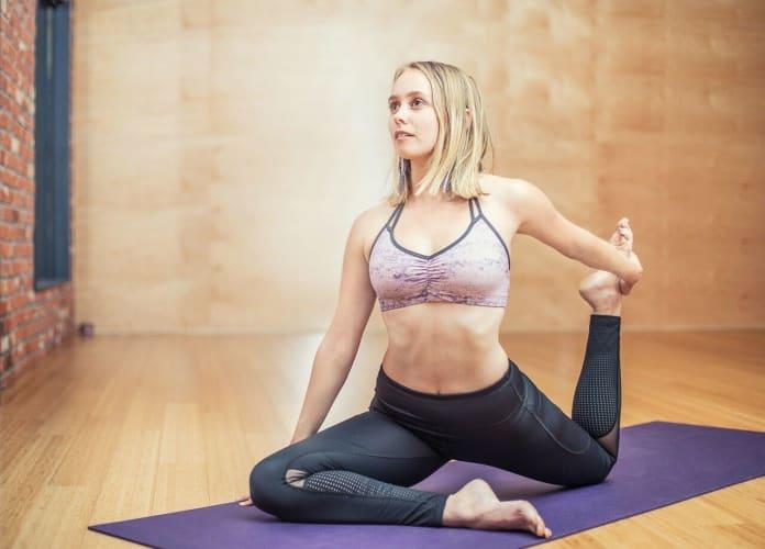 Yoga exercise which improves immunity
