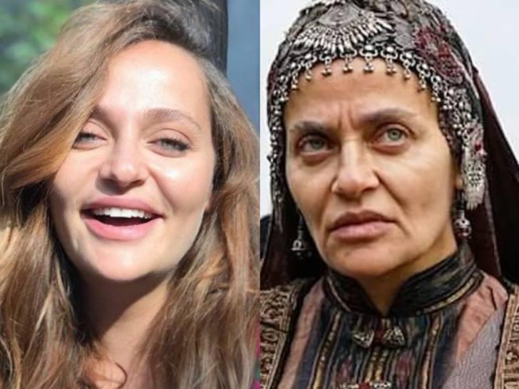 «Сама еще молода, а сыграла старушку!»: как на самом деле выглядит Дидем Балчин из сериала «Основание Осман»