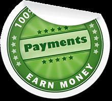 Payment Sticker
