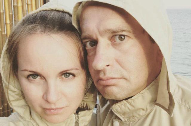 Мимими дня: первое фото Константина Хабенского с младшей дочкой
