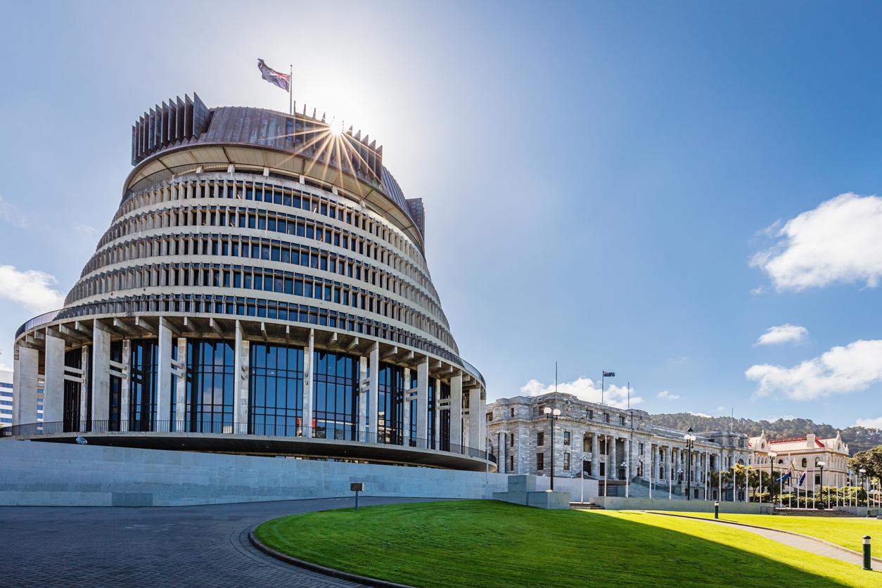 NZ Beehive