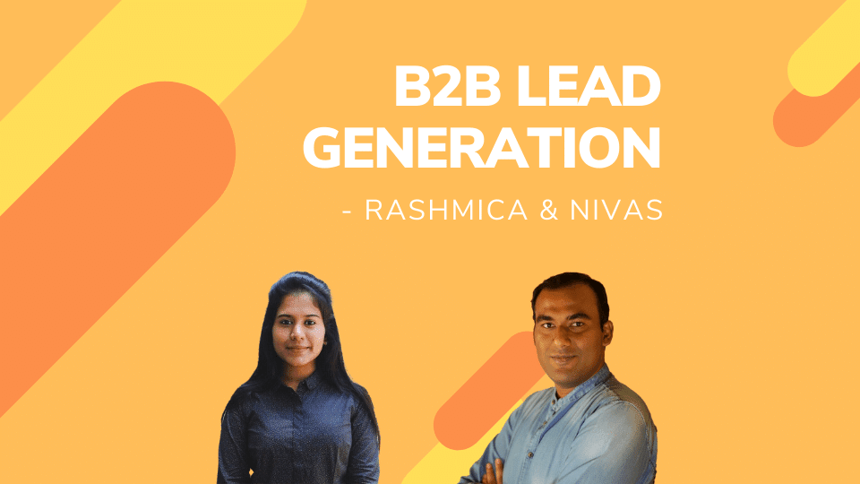 Generate Predictable B2B Leads