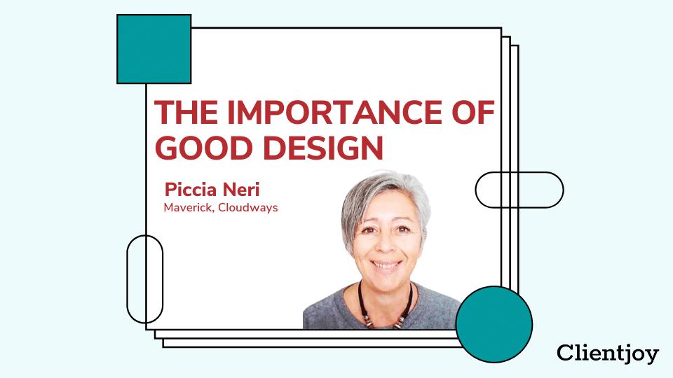 Piccia| Good Designing