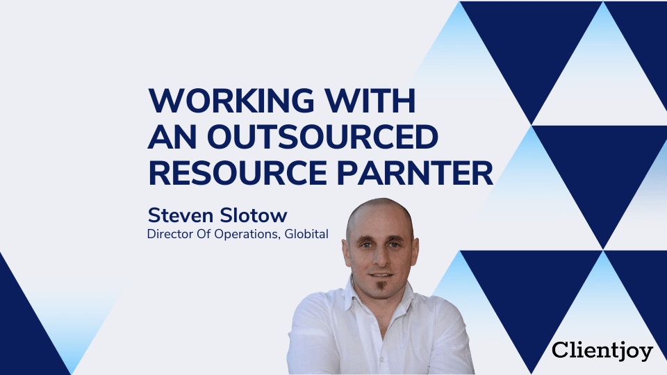 Steven Blog Banner| Resource Partner