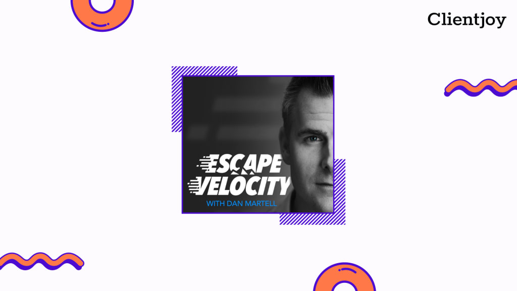 Escape Velocity best SaaS podcasts