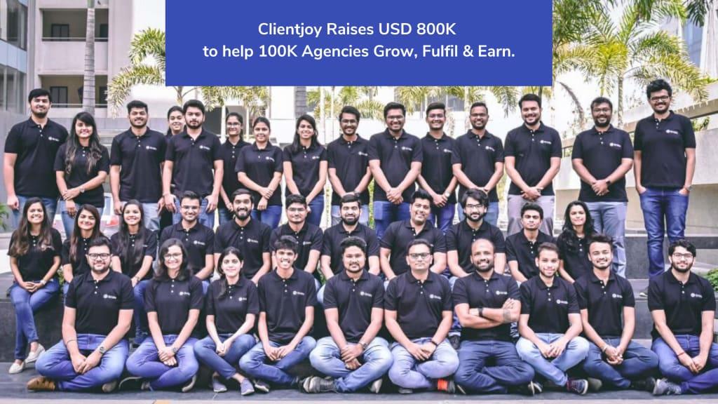 Team of Clientjoy