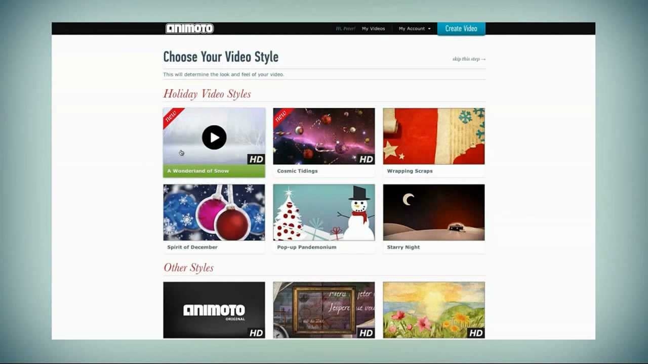 Animoto Tool For Stunning Visual Content