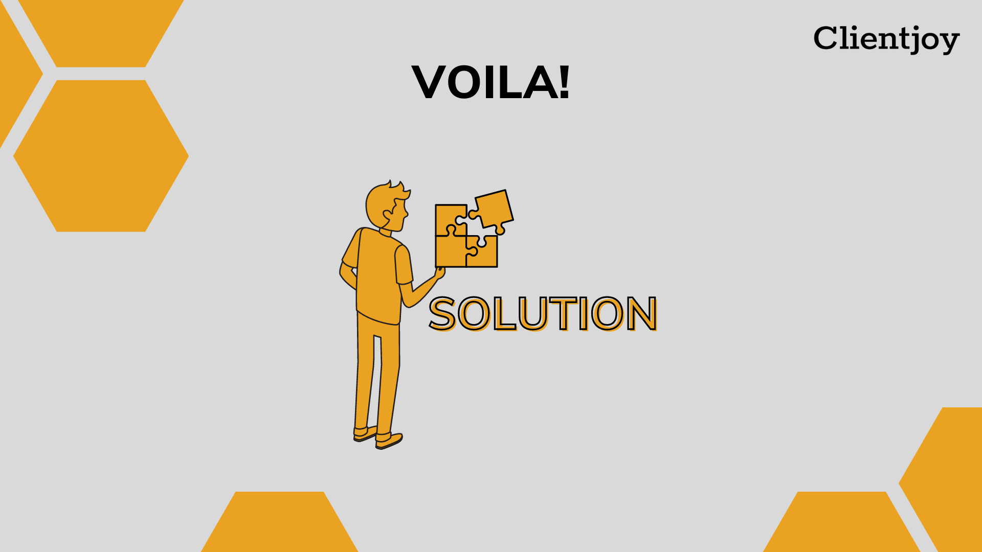 Solution| Business Proposal