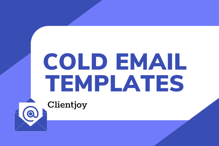 Cold Email Templates Banner