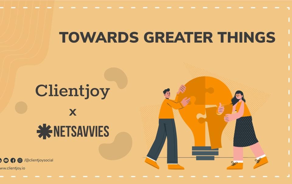 Clientjoy X Netsavvies