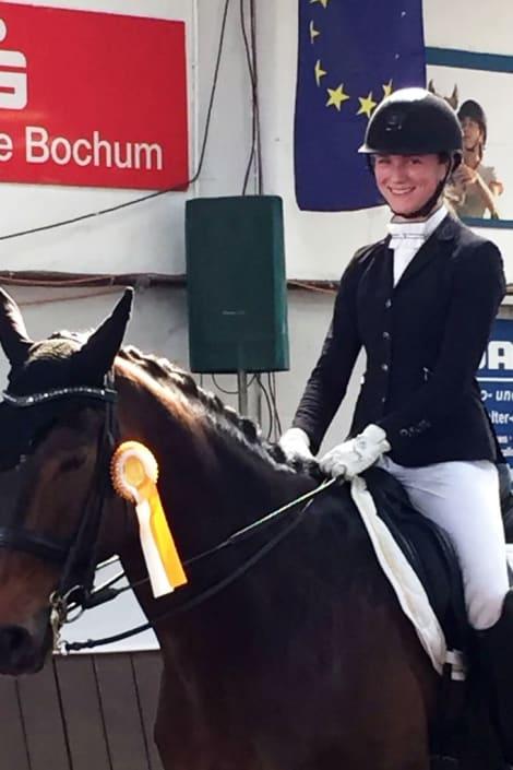 Sieg: Kim Sophie Kubla mit Fritzi