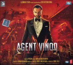 Agent Vinod [WAV – 2012] ~ CD WAV ~ RxS