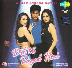 Dil To Pagal Hai [1997] ~ CD WAV ~ RxS
