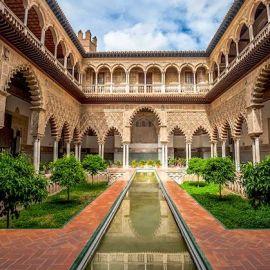 Moorish - phong cách nghệ thuật và kiến trúc mang đậm nét huyền bí phương Đông