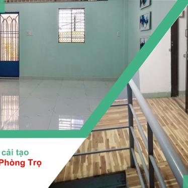 Dự án sửa nhà a Lâm Bình Thạnh