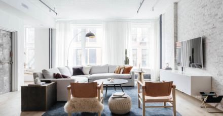 Trang trí nội thất nhà ở với phong cách Scandinavian