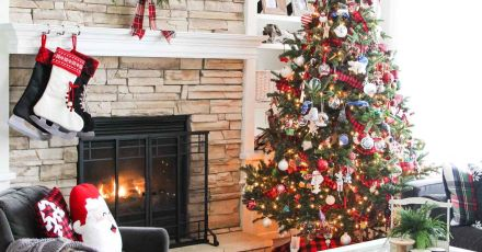 10 gợi ý trang trí giúp bạn mang cả giáng sinh vào trong nhà