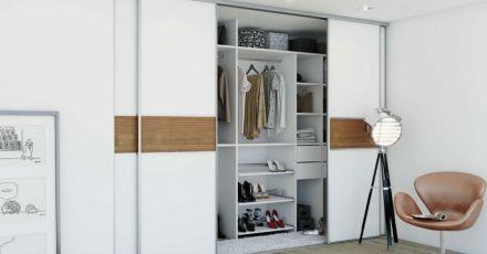 15 kiểu tủ âm tường tiết kiệm không gian cho nhà phố nhỏ hẹp