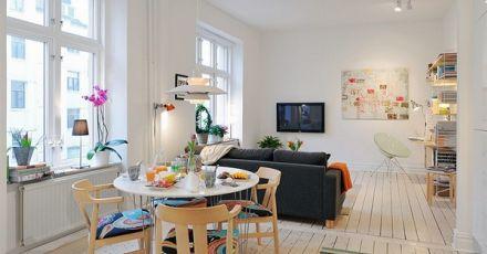 9 mẹo bố trí giúp căn hộ nhỏ trông rộng rãi và gọn gàng hơn