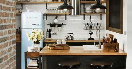 Phong cách thiết kế Urban - nét chấm phá đầy tinh tế trong thiết kế nội thất nhà đẹp