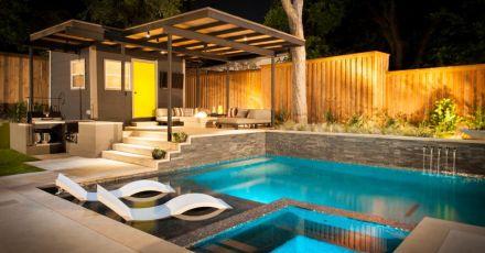 16 thiết kế xây hồ bơi trong nhà tuyệt đẹp giải nhiệt cho mùa hè