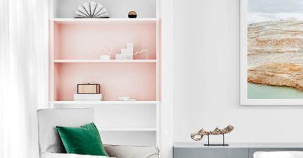 22 cách phối đồ nội thất theo tông màu phấn pastel để bạn áp dụng