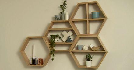 Hướng dẫn làm kệ gỗ trang trí nhà cửa để bạn đặt thợ hoặc tự làm