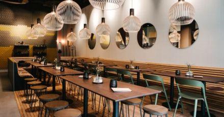 Cách thiết kế nội thất quán cafe đẹp tại TPHCM