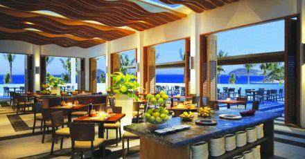 Thiết kế nội thất nhà hàng resort tại TPHCM