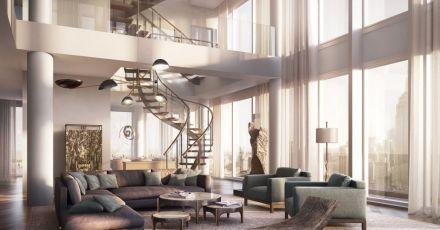Bộ sưu tập những mẫu penthouse đẹp và hiện đại ngắm mãi không chán