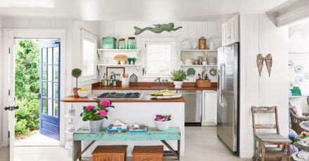 10 cách trang trí bếp vừa đẹp vừa chất bạn sẽ muốn áp dụng ngay
