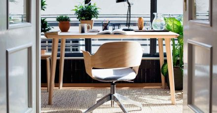 7 gợi ý thiết kế office home thật phong cách và tràn đầy năng lượng cho bạn
