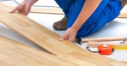 Thi công lắp đặt sàn gỗ tự nhiên tại TPHCM
