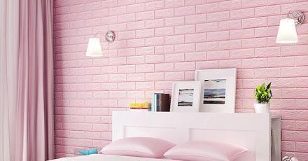 Thi công giấy dán tường giả gạch – Điểm nhấn ấn tượng cho ngôi nhà