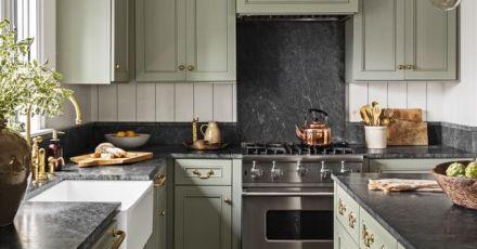 13 thiết kế vừa nhìn đã muốn thi công lắp đặt tủ bếp ngay