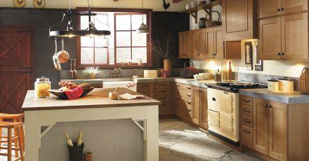 18 mẫu tủ bếp thông minh giúp bạn tiết kiệm không gian bếp