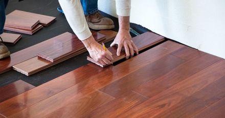 Thi công lắp đặt sàn gỗ công nghiệp tại TPHCM